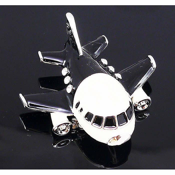 брошь детская самолетик