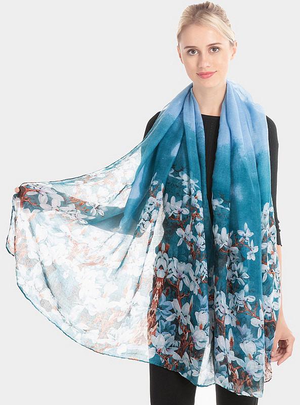 красивые летние шарфы фото