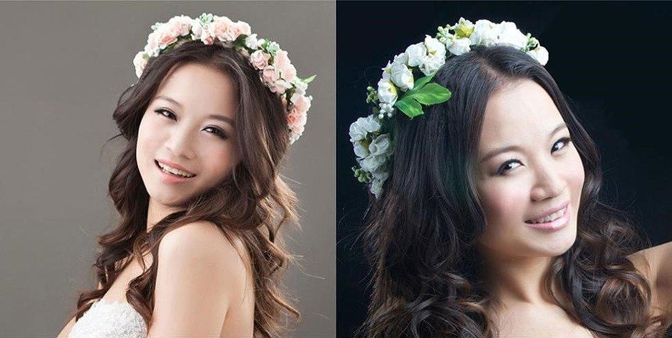 модные цветочные модели ободков для волос