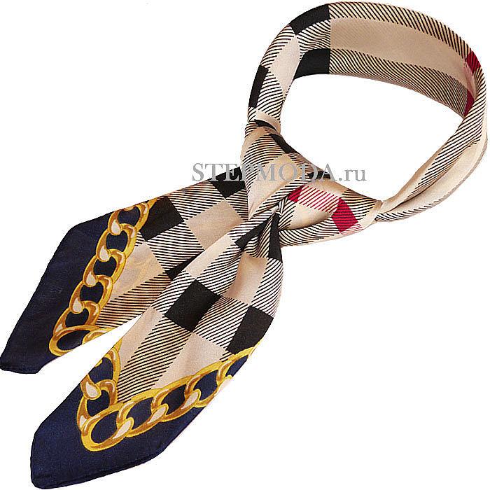 Женский платок с узлом Висмара фото