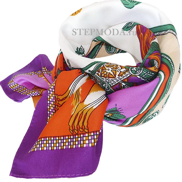платок под блузку