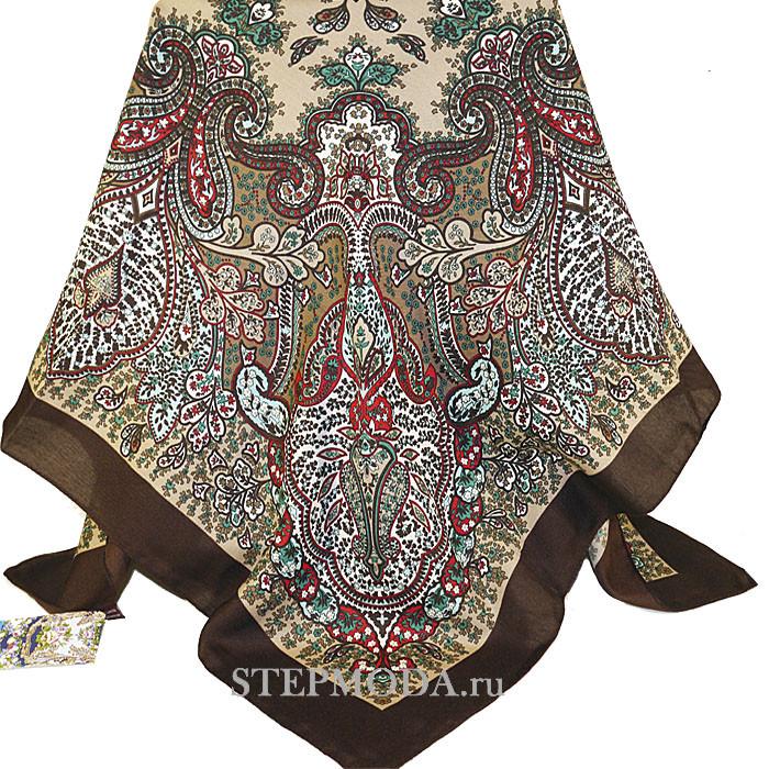 шерстяные платки на голову интернет магазин